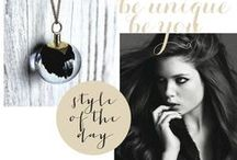 Style of the day - 27jewelry / Get inspired and explore whats new at 27jewelry.