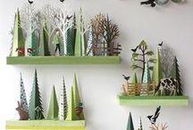 DIY! Tout en carton / made with cardboard