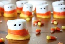 Halloween / Halloween themed activities, crafts, recipes, games and more!  Witches hats, creepy cupcakes, haunted houses too!