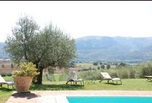 Umbria apartments and villas / Villa in Umbria offers a great selection of affordable holiday rentals in Umbria, Italy.