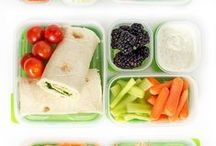Lunchbox Ideas / Looking for new food ideas for your child's lunchbox?  Recipes for their lunch and snacks too!