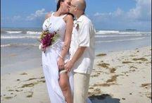 Beach wedding / by Susan Fris