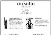 Mischo Beauty Loves... / Beauty favorites!