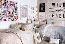 Chapter House & Dorm Decor / Inspo for the AOII house and dorm living!