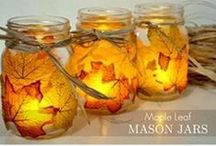 Fall / Fall themed decor, recipes, crafts, activities and more!