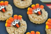 Thanksgiving / Thanksgiving themed crafts, printables, activities, and recipes for the whole family!