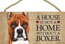 Boxer Dog Lover / Everything you love about the Boxer!
