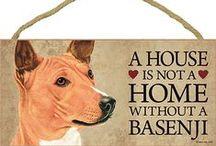 Basenji Dog Lover / Everything you love about the Basenji!