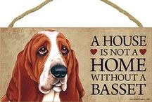 Basset Hound Dog Lover / Everything you love about the Basset Hound!
