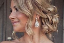 Updo inspiration / Prom hairstyles, wedding hairstyles, bridesmaid hairstyles... not all updos are reserved for the bride!