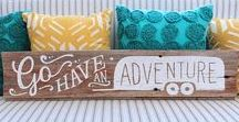 RV Life / Full-Time RV life and road trip pins
