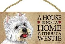 Westie Dog Lover / Everything you love about the Westie!