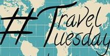 Travel Tuesday / Travel posts from bloggers and their adventures around the globe!