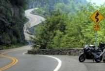 Motorcycling in The Catskills / Motorcycle touring routes in the great Northern Catskills, plus all the stops, spots, and secrets you need to know to have an epic ride!