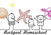 Rocking Homeschooling / Favourite tips, tricks and resources from the Pinterest addicts on Rockpool Homeschool.  / by Felicity Adams