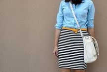 Outfits. / Sometimes a girl just needs some fashion inspiration. / by Bailey Blu