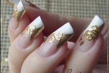 Inspiration nails / Nails and stuff that inspires me.   / by Hannele