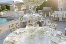 Weddings and flower shop ideas / by Rosemary Hosmer McNair