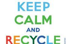 Reduce*Reuse*Recycle / by Cat Aldridge