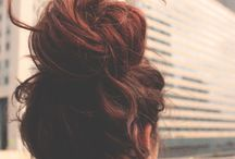 CHEVEUX | HAIR |  / by Amélie C-F