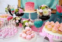 event planner / wedding inspiration + themed parties + planning tips / by Tara Leigh