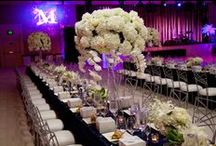 Center of Attention centerpiece designs by Southern Event Planners / Centerpieces by Southern Event Planners, Memphis, TN