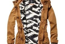Outerwear / by Sara Taylor