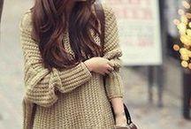 Fall/Winter Clothing / by Sara Taylor