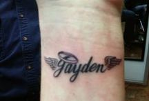 RIP my little bby (Jayden) / Born at only 22 weeks (Sept.11, 2013)... fought for two months and earned his wings on Nov.6, 2013. I love you my baby and I miss you so much. Jayden <3 / by Lillian Hernandez