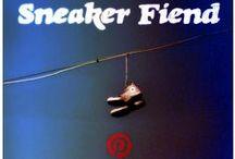 Sneaker Fiend / Get your sneaker game up at DADM's Sneaker Fiend Pinterest Board