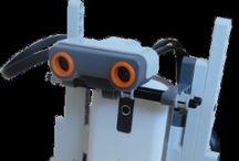 Robots / Robots real & pretend  / by Stacy Jensen