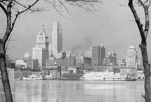 Vintage Cincinnati / Old pictures of the City where I grew up. / by Rob Sanders