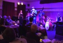 Jazz @ No. Coast Brewing Co. Sequoia Room / by North Coast Brewing Company