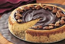 Cheesecake / I dare you to name one thing on this earth that is better than cheesecake! / by Rebecca Hornsby