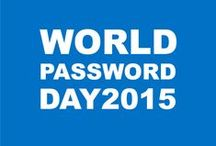 World #PasswordDay / Mark your calendars! May 7th is World Password Day. Will you join in by resetting and upgrading your passwords?