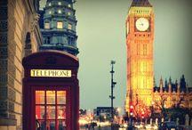 London Trip! / Ideas for London trip 2014 / by Elizabeth Mercer