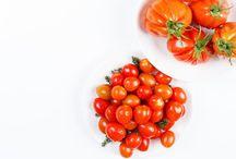 Tomatoes / Dried tomatoes / Sauce / Relish / Ketchup