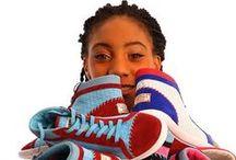 Fienderella / Women's Sneaker Culture Photoblog