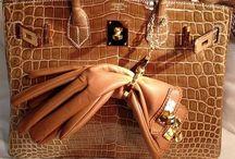 Bag(crocodile skin)