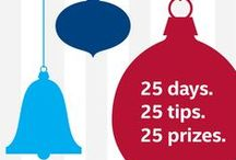 2015 Holiday Countdown / Join the Intel Security holiday countdown and enter our sweepstakes. Each day we'll reveal a tip for staying safe. Enter to win a prize when you share the tip on Twitter. Contest ends on Dec 25th so share a tip before it's too late.