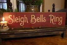 Sleigh Bells Ring / by Michelle Asbell