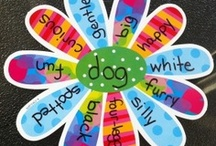 Word Work/Vocabulary / by Mandy Neal