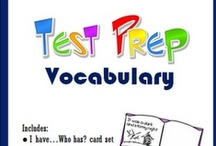 Test Prep / by Mandy Neal