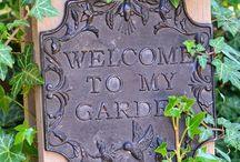 Garden / The greatest gift of the garden is the restoration of the five senses  / by Deborah Decker