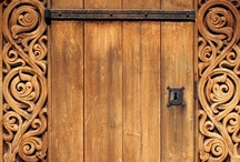 doors and details  / by Judy Eisenstat
