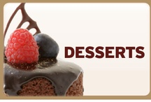 Desserts / Life is short, eat dessert first!  / by Deborah Decker