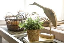 DIY Eco Decor / Fabulously sustainable home decor!