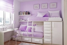 Bedroom/ Home  / by Samantha Luskey