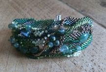 Bracelets / by Peggy Mahan