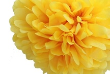 Sunflower party / by Jorie Mark